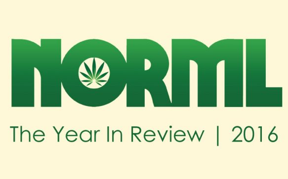 Stoner News | The Year In Review – NORML's Top 10 Events That Shaped Marijuana Policy