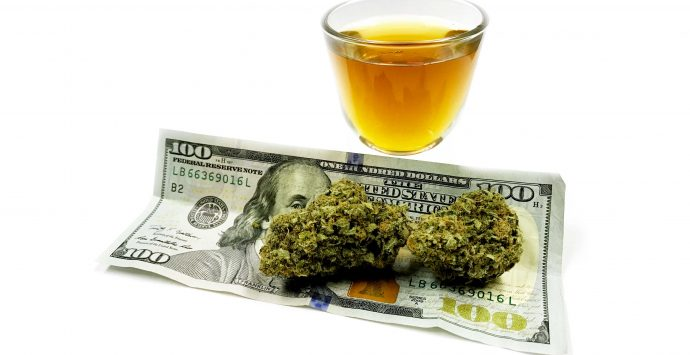 Oregon Marijuana Tax Revenues Soar | Cannabis-infused alcohol… NOT in Oregon!